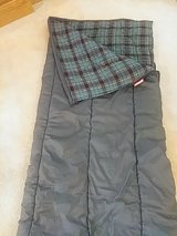 COLEMAN SLEEPING BAG in Naperville, Illinois