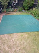 Ground sheet breathable, green, 2.5 metre X 2.7 metre in Lakenheath, UK