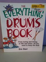 Learn drums book in Kingwood, Texas