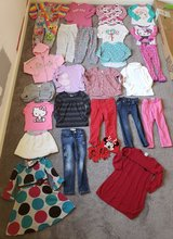 4T Winter / Spring Girls Clothes Lot size 4 in Clarksville, Tennessee