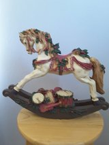 Holiday rocking horse with melody in Kingwood, Texas