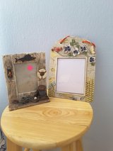 Picture frame and white board in Kingwood, Texas