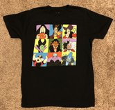 Adult Unisex Disney Villains Tee, Sz M in Fort Campbell, Kentucky