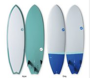 Brand New Surfboard 6'4 Inc. Fin in Okinawa, Japan