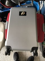 Carry on luggage - Redskins Logo in Ramstein, Germany