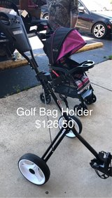 Golf Club Holder in Fort Leonard Wood, Missouri