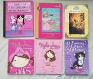 Girls Book Lot (2 Harcover/4 Paperbacks) in Fort Campbell, Kentucky