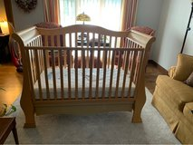 crib and dresser in Plainfield, Illinois