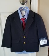 BNWT: Nautica 3-Piece Suit, Size 24M in Fort Campbell, Kentucky