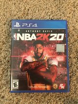 NBA2k20 (New)Played once in Fairfield, California