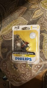 Philips Auto Bulb H8 B1 Standard in Fort Campbell, Kentucky
