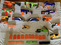 Nerf Collection in Lakenheath, UK