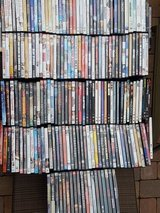 Over 200 DVDs in Ramstein, Germany