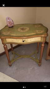 Desk/entry table in Plainfield, Illinois