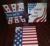 Fourth of July/America theme decors in The Woodlands, Texas