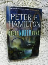 Sci-Fi Extraplanetary MURDER MYSTERY ~ Peter F. Hamilton in Alamogordo, New Mexico