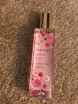 Floral body mist in Travis AFB, California