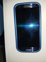Blue Samsung cell phone! in Fort Campbell, Kentucky
