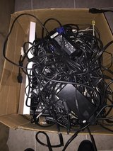 Huge box of cords and monitor in Fort Belvoir, Virginia