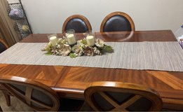 wood table in Melbourne, Florida
