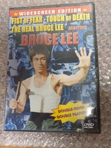 Bruce Lee Fist of Fear Touch of Death DVD New in Ramstein, Germany
