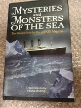 Mysteries and Monsters of the Sea Book in Ramstein, Germany