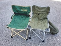 Kid's Camping Chairs with Bags in Okinawa, Japan