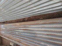 Used 12' Corrugated roofing in Alamogordo, New Mexico