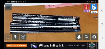 Avon Glimmersticks and Eye Liner, Total of 7 in Chicago, Illinois