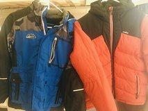 Winter jackets 14/16 in Tampa, Florida