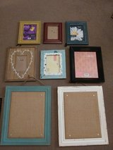 Assortment of Picture Frames in Fort Leonard Wood, Missouri