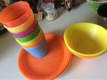 kids cups, plates, bowls and eat-ware in Okinawa, Japan