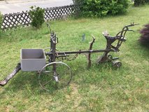 Antique Plow in Ramstein, Germany