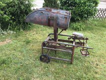 Antique Farmers Potatoe Scale in Ramstein, Germany