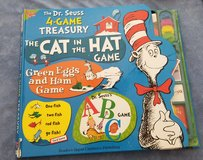The Cat in the Hat Game in Spring, Texas