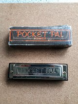 Hohner pocket pal harmonica in C in Ramstein, Germany