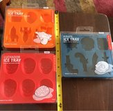New Silicone Ice Trays in Yorkville, Illinois