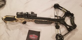 Crossbow Barnett Droptine STR w/ Case in Fort Campbell, Kentucky