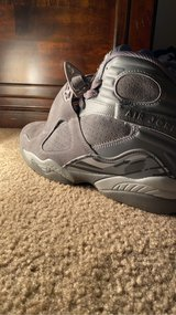 jordan retro cool grey 8s in Quantico, Virginia