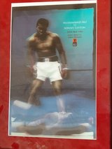 Pictures 3D Muhammad Ali Sonny Liston Fight; Michael Jackson 50 Years in 29 Palms, California