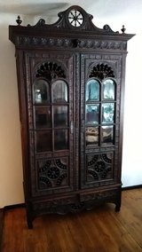 antique cabinet in Ramstein, Germany