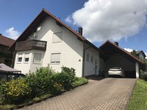 4 bedroom house/apartment in Siegelbach in Ramstein, Germany