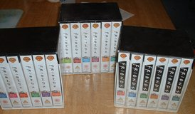 FRIENDS BOX SETS 1,2,3 VHS in Lakenheath, UK