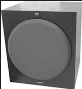 SUBWOOFER - SONY SA-W3000 Active Subwoofer - EXCELLENT CONDITION in Spring, Texas