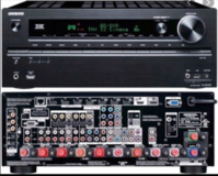 AUDIO-VIDEO RECEIVER: ONKYO TX-NR709 AVR in Spring, Texas