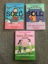 Like new! Giftable! Graphic Novels The Baby-Sitters Club - 1 book left in Chicago, Illinois