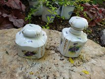 Lefton Exclusives Japanese Vanity Jar Set in Batavia, Illinois
