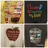 Tshirts for Teachers in Spring, Texas