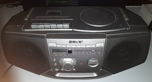 Sony Portable Radio Boombox CD Tape Player  * Cleaning out sale. Lots must go * in Wiesbaden, GE