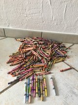pile of crayons in Stuttgart, GE